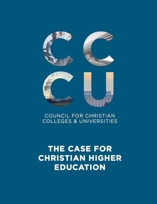Cover of the Case for Christian Education magazine