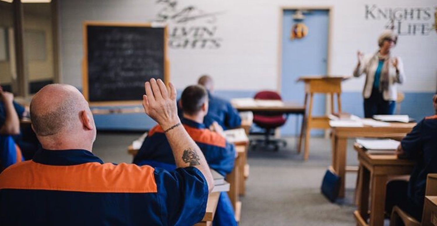 CCCU Supports Second Chances Through Prison Reform