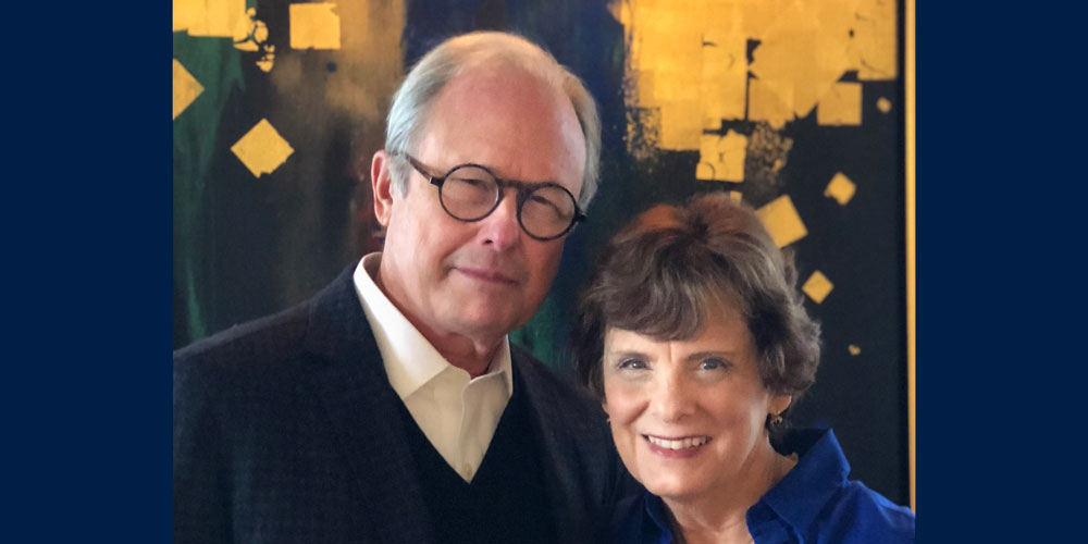 Walter & Darlene Hansen Honored for Over Two Decades of Service