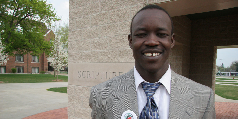 Jacob Atem Named CCCU Young Alumni Award Winner