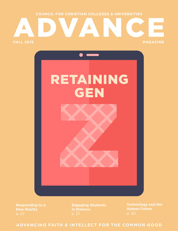 Advance Magazine: Retaining Gen Z