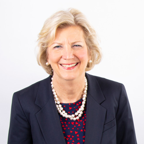 Shirley Hoogstra, President, CCCU