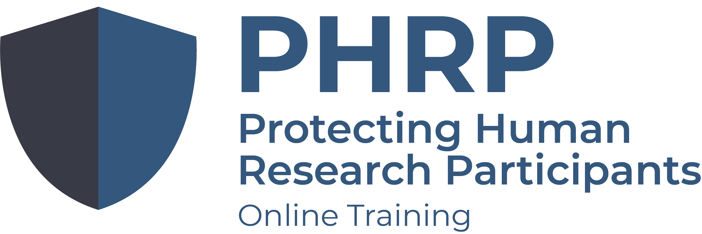 PHRP Online Training