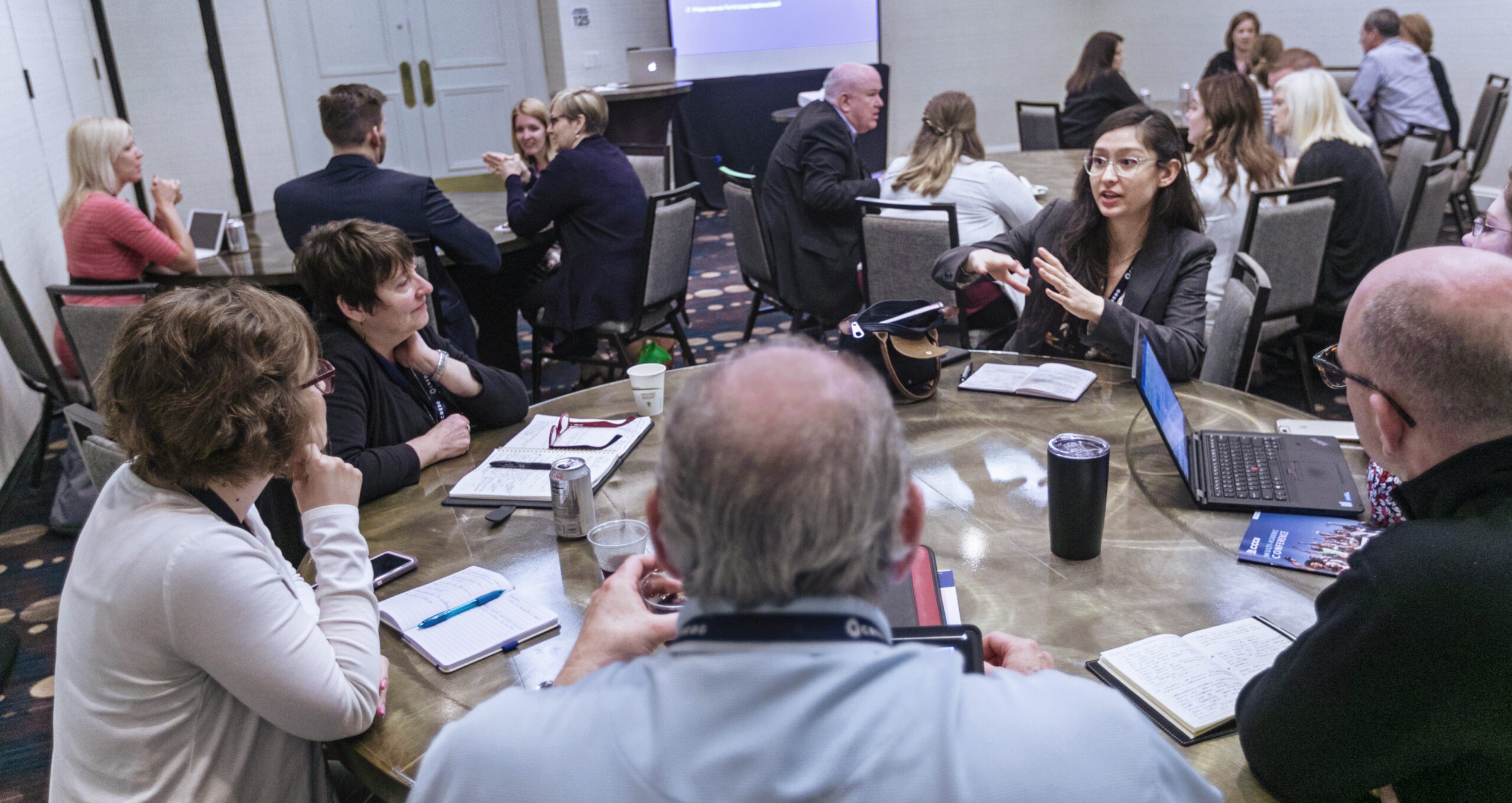 CCCU Hosts Virtual Roundtables for Campus Leaders