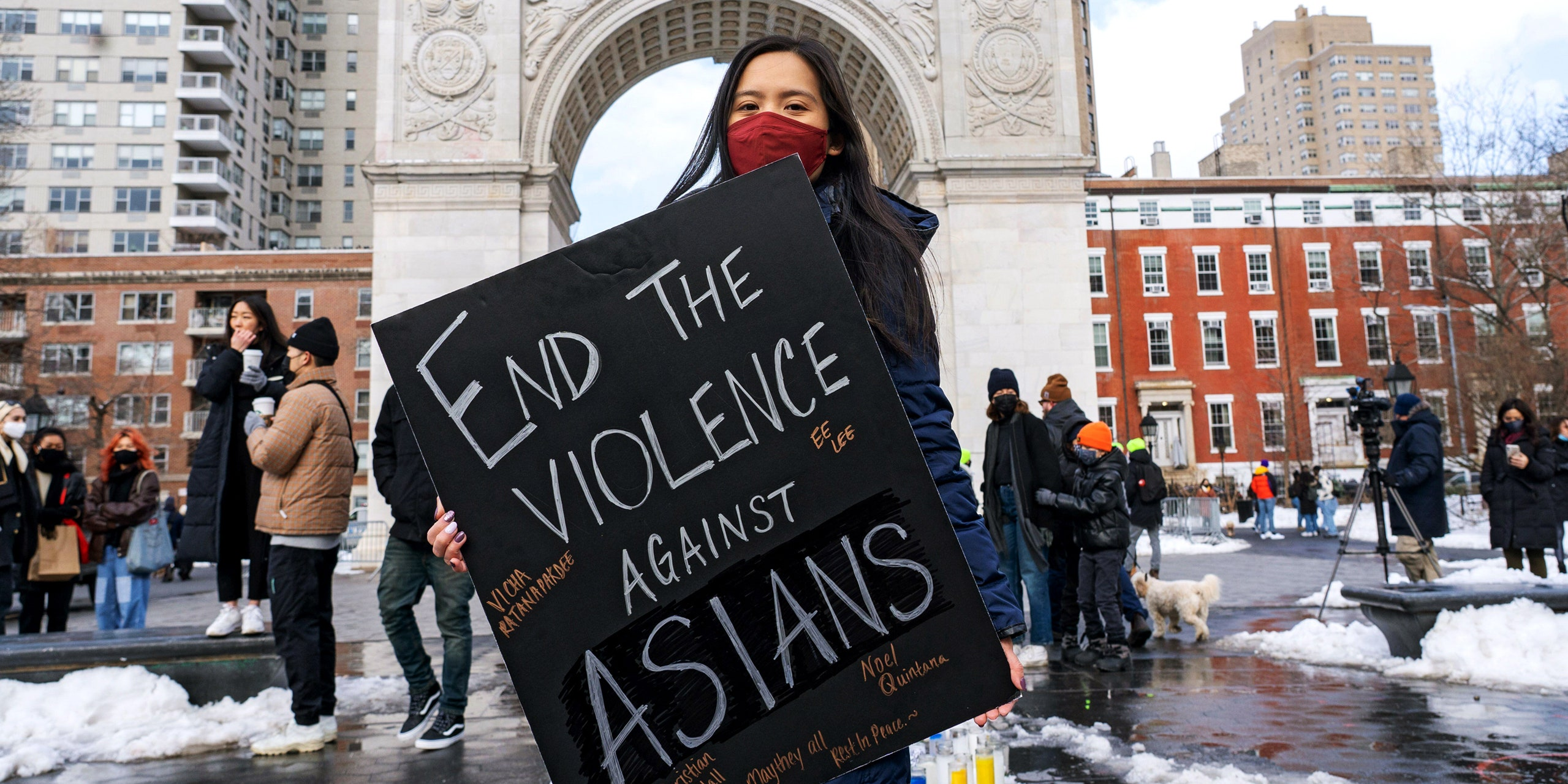 CCCU Statement in Response to Anti-Asian Violence